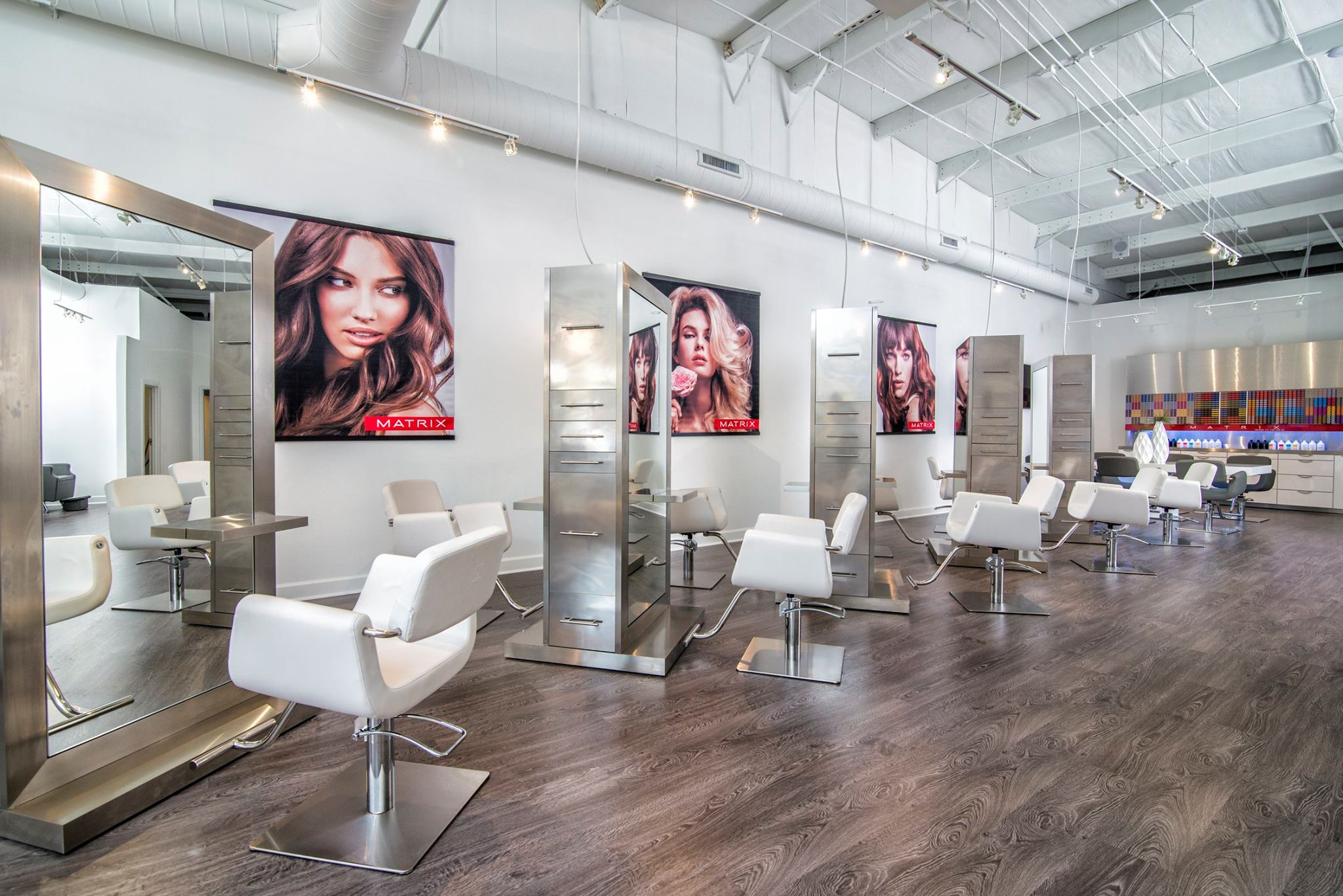 salon gloss woodstock hair color specialist